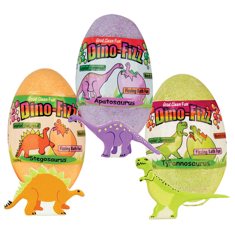 Good Clean Fun Dino Fizz 3pc