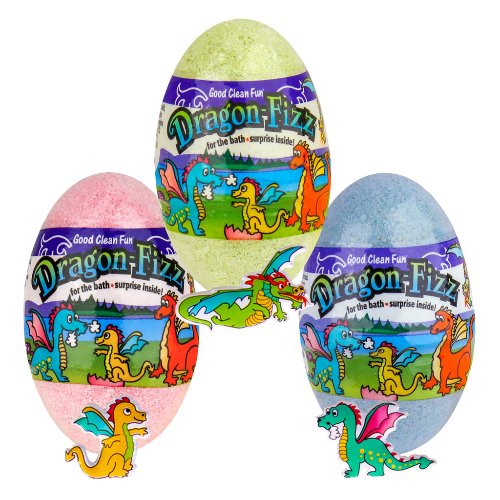 Good Clean Fun Dragon Egg 3pc