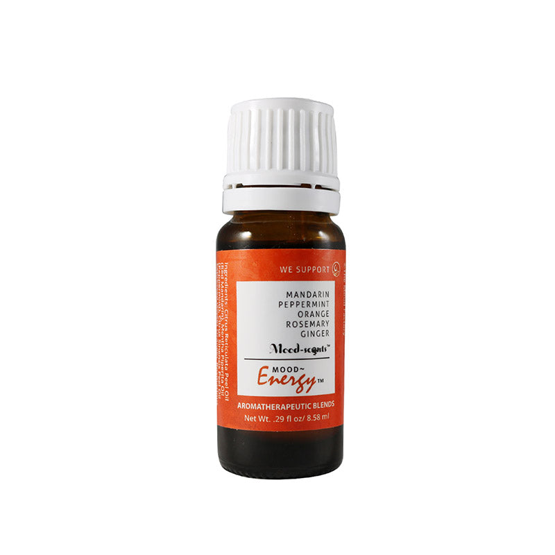 The Mood Factory Energy Mood-Scents Essential Oil Blend