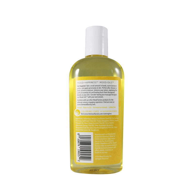 The Mood Factory Happiness Massage Mood-Oil – Smith & Vandiver