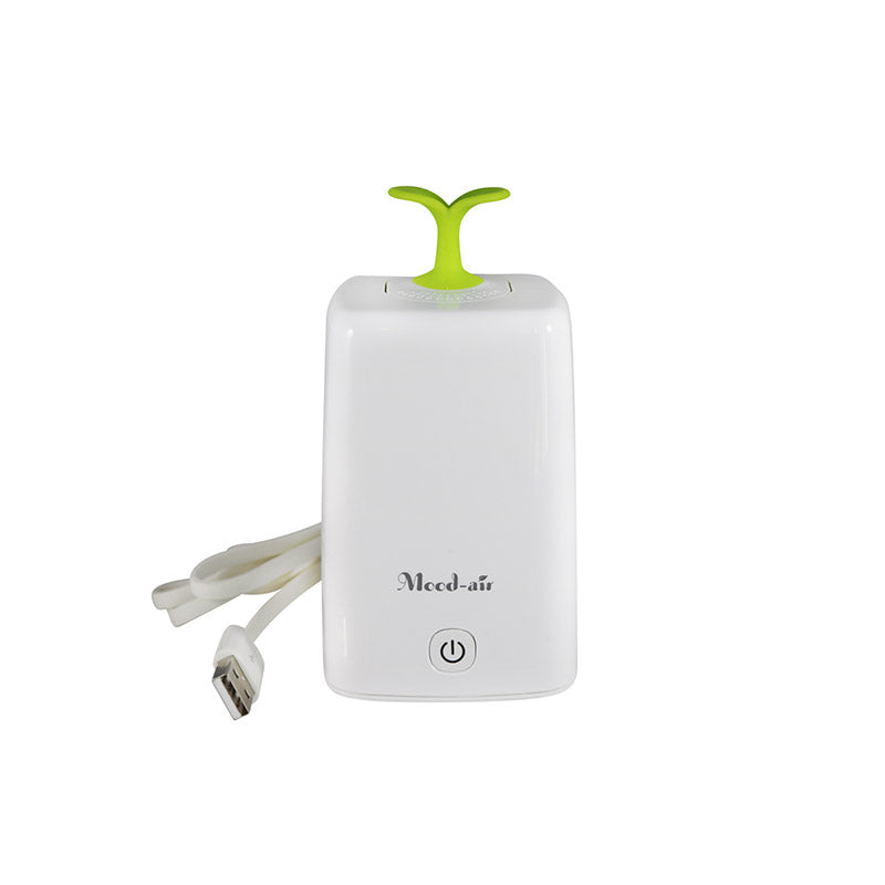 The Mood Factory Mood-Air Water-Free Essential Oil Air Diffuser