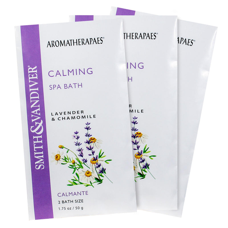 Aromatherapaes Calming Spa Bath Neroli 3pc