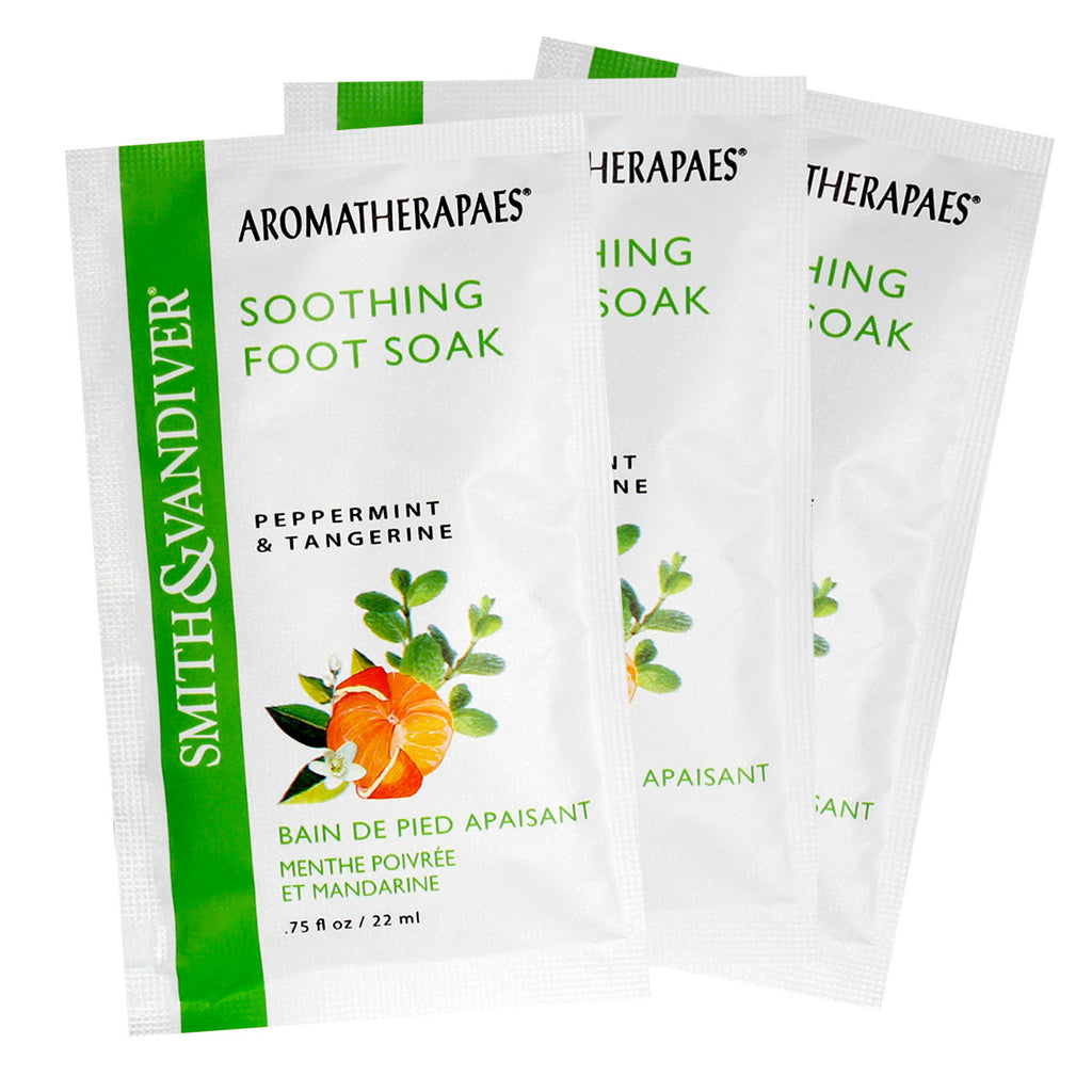 Aromatherapaes Soothing Foot Soak 3pc