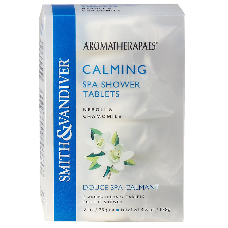 Aromatherapaes Calming Spa Shower Tablets