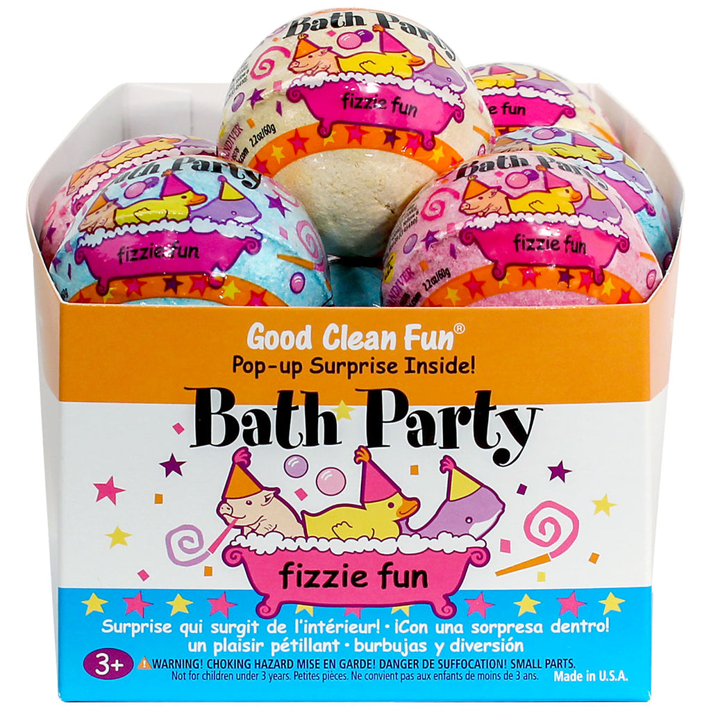Good Clean Fun Bath Party 12pc
