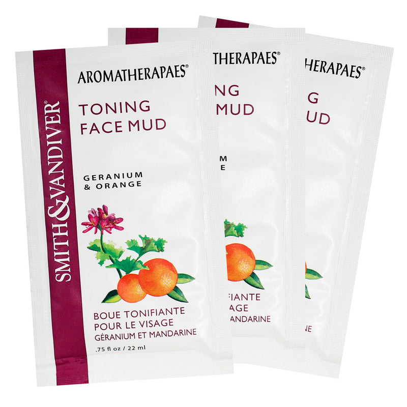 Aromatherapaes Toning Face Mud 3pc