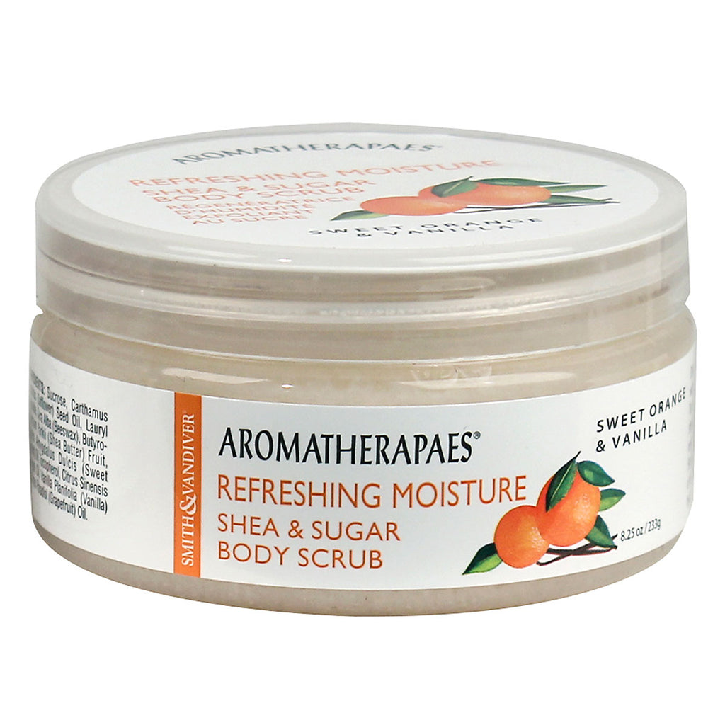 Aromatherapaes Refreshing Moisture Body Scrub | Smith & Vandiver