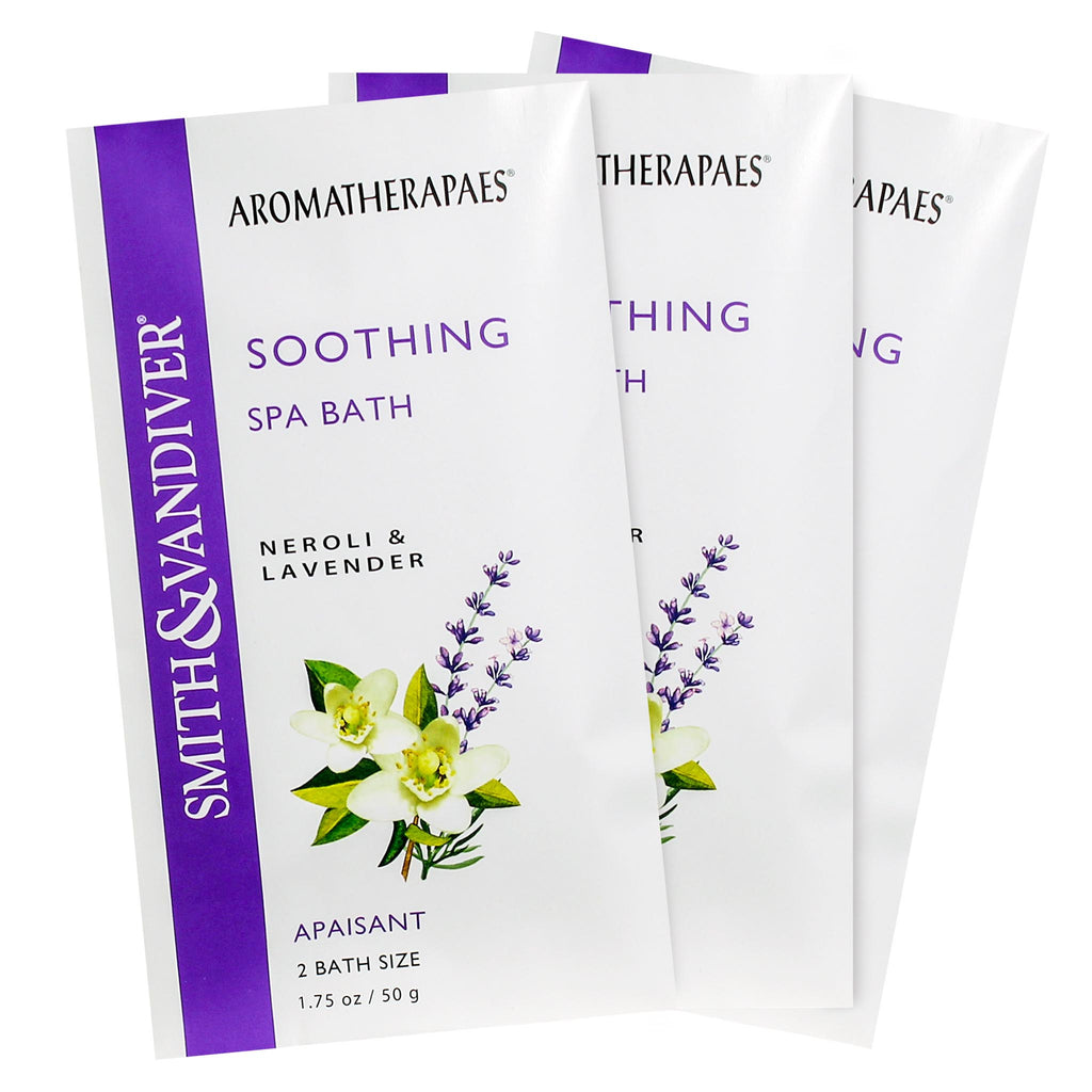 Aromatherapaes Soothing Spa Bath 3pc