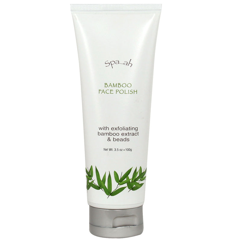 Spaah Bamboo Face Polish