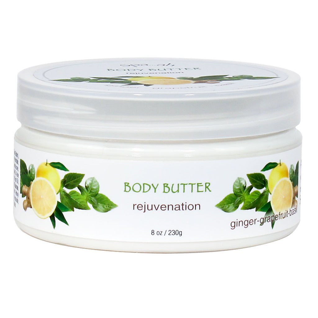 Spaah Rejuvenation Body Butter