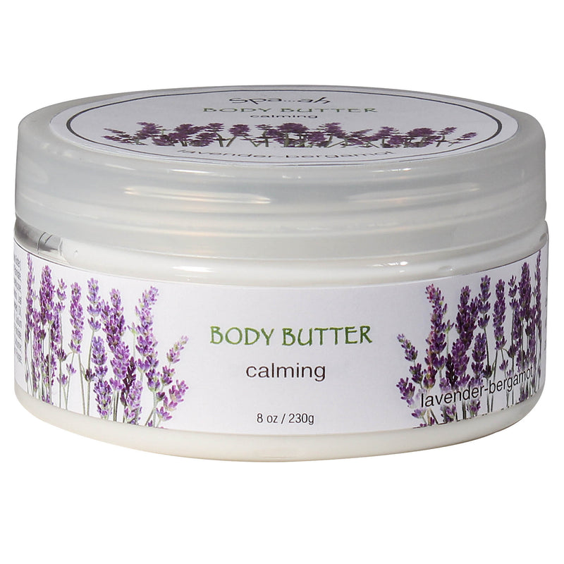 Spaah Calming Body Butter