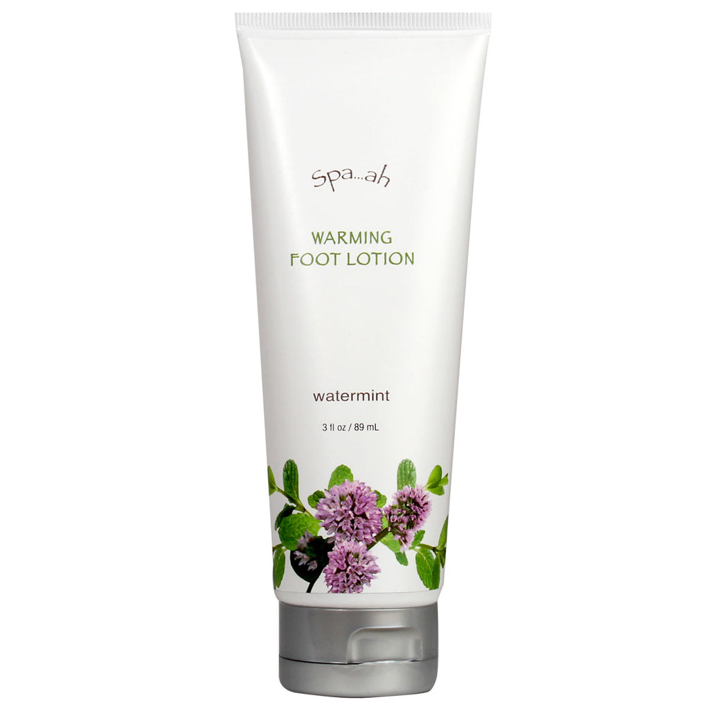 Spaah Warming Foot Lotion