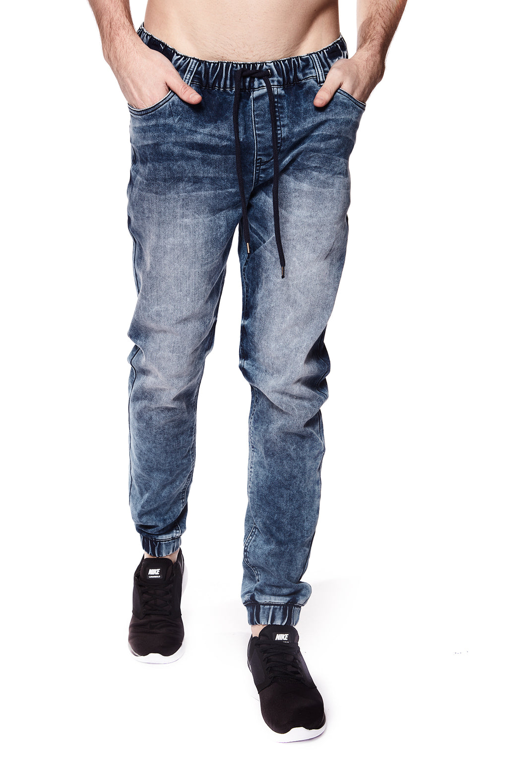 JAGGER - 5 Pocket Knit Denim Classic Jogger (JAGGER-JRS)