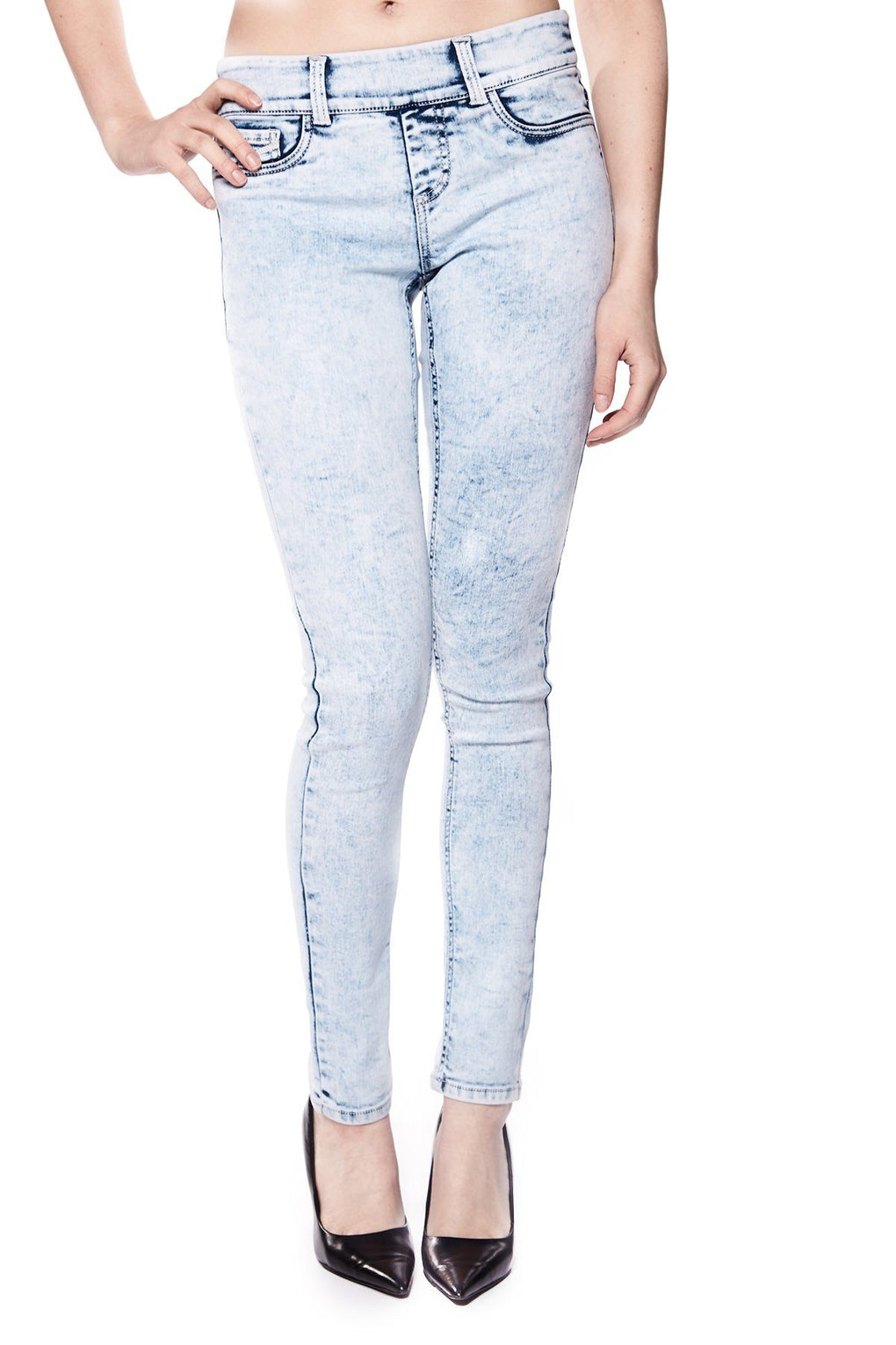 OLIVIA - Pull-On Jeggings (FX-OLIVIA-JBA)