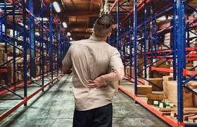 The Warehouse Worker Back Pain