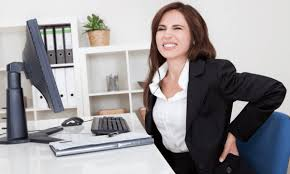 Ergonomics. The Painful Truth for Office Workers Back Pain Injuries