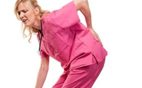 Nurses Lower Chronic Back Pain Concern