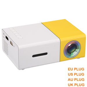 LCD Projector Mini YG300