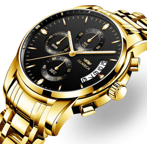 High-Quality Men Luxury Watch
