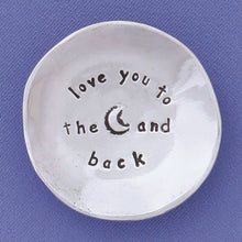 Load image into Gallery viewer, Love You To The Moon Charm Bowl