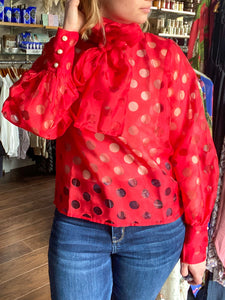 Minnie Blouse