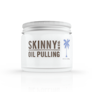 Peppermint Oil Pulling