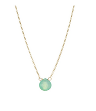 Load image into Gallery viewer, Briolette Necklace Gold
