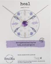 Load image into Gallery viewer, Sacred Necklace - Amethyst