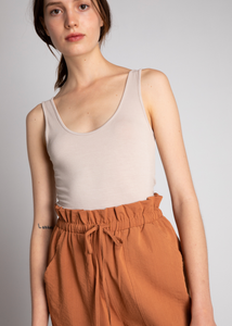 Domestic Modal Basic Tank - Papyrus