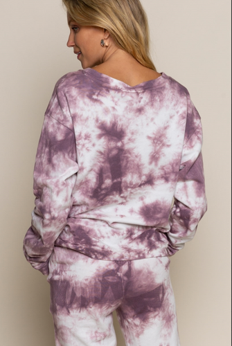 Berry Splash Sweatshirt