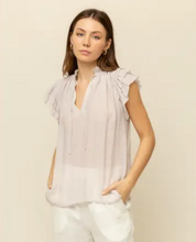 Load image into Gallery viewer, Ruffle Sleeve Blouse