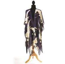 Load image into Gallery viewer, Heron Long Kimono