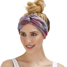 Load image into Gallery viewer, Kew Gardens Stretch Head Band