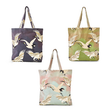 Load image into Gallery viewer, Heron Tote Bag