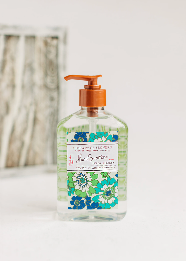 Lemon Blossom Hand Sanitizer Gel