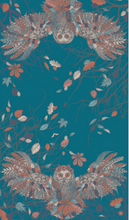 Load image into Gallery viewer, Autumn Owl Scarf