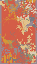 Load image into Gallery viewer, Stag Silhouette Scarf