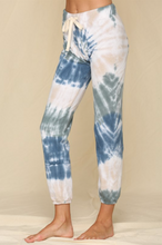 Load image into Gallery viewer, Terry Tie Dye Joggers