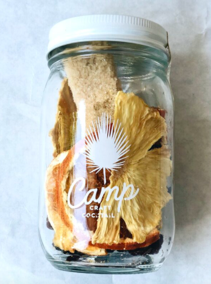Brunch Punch Craft Cocktail Jar
