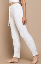 Load image into Gallery viewer, Cloud Nine Lounge Pants - White