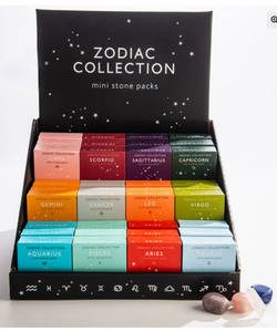 Zodiac Collection: Mini Stone Box Set