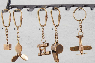 Artifacts Keychain