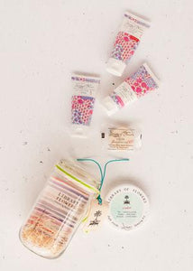 Forget Me Not Bath Sampling Kit