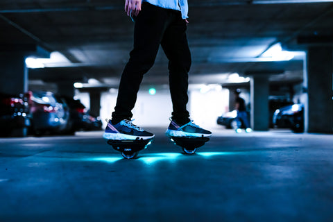ZUUM Shoes | Self-Balancing E-Skates - ZUUM Technologies