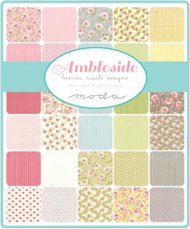 Ambleside by Brenda Riddle - Charm Pack