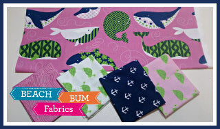 A Whale's Tale Fat Quarter Bundle