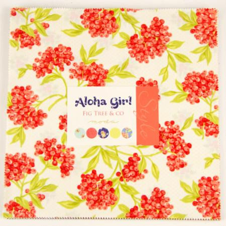 Aloha Girl by Fig Tree & Co - Layer Cake
