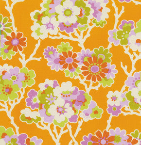 Lottie Da by Heather Bailey - Large Bouquet - Tangerine