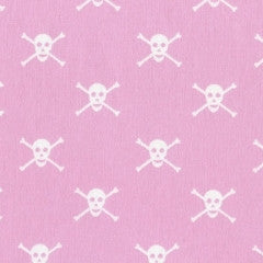 Seaworthy by Jack and Lulu - Jolly Rogers (Pink)