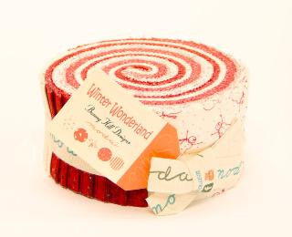 Winter Wonderland by Bunny Hill Designs - Jelly Roll